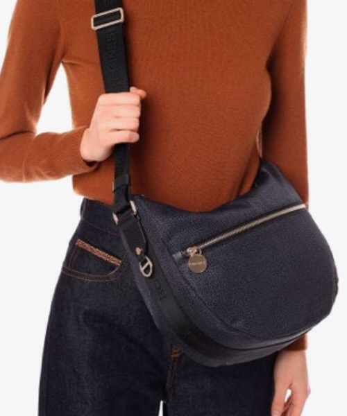 Luna bag  Middle nera