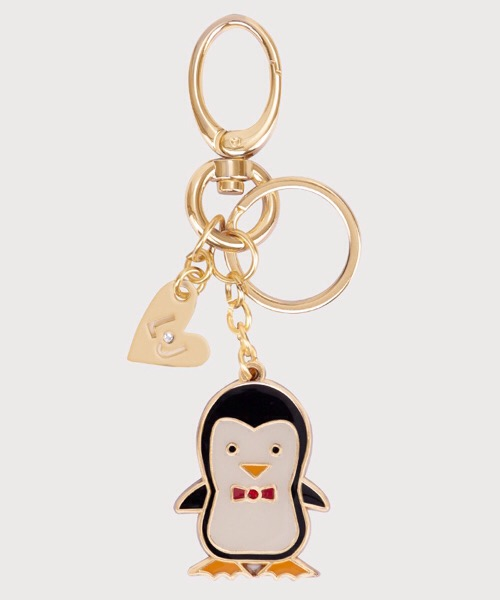 Portachiavi con pinguino Liu Jo