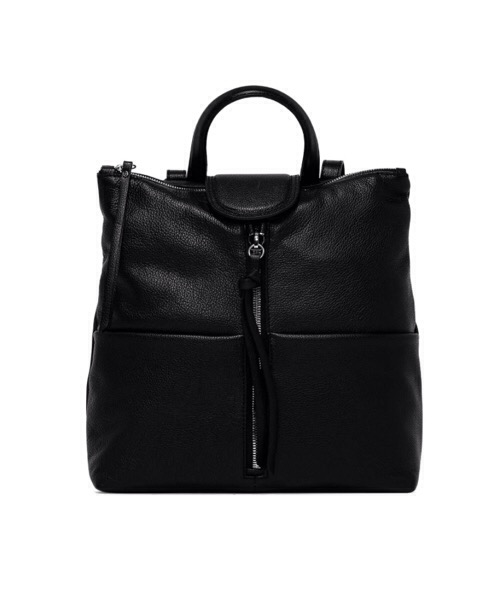 ZAINO GIADA MEDIUM NERO GIANNI CHIARINI
