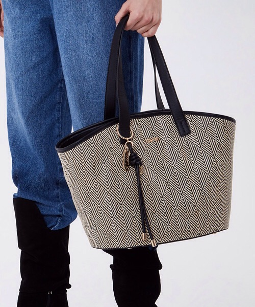 LIU JO Shopping  bag con charm