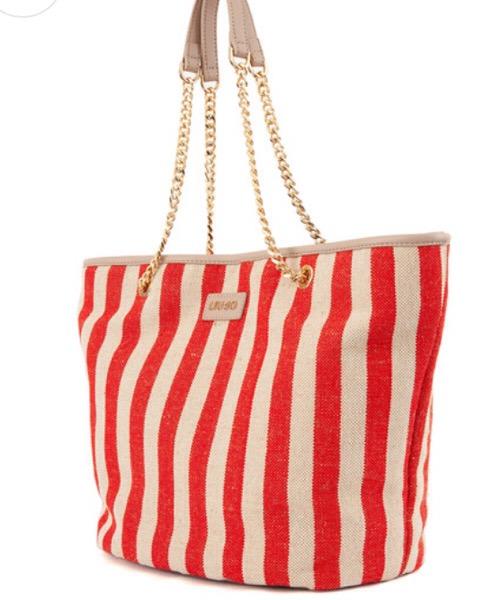Borsa Marin  LIU JO Shopping bag in canvas