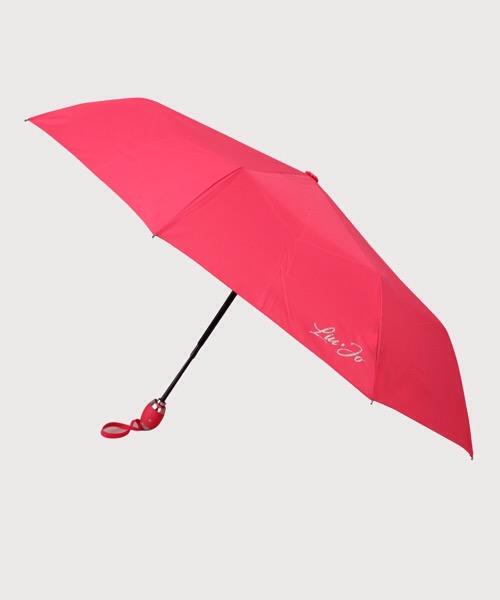 Ombrello con logo glitterato Liu Jo