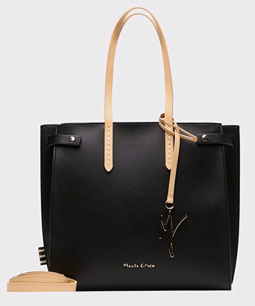 BORSA FELISS Medium Manila GRACE  ECOPELLE