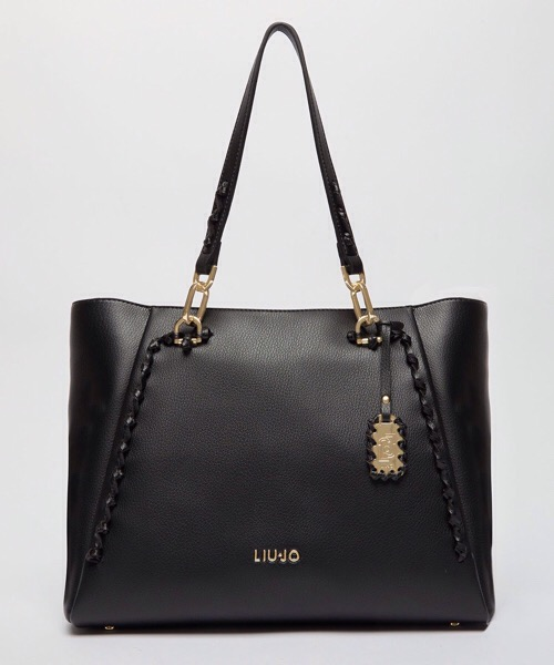 Liu Jo Shopping bag con charm