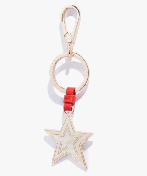 ciondolo in plastica decorazione natalizia per cucina casa Ceqiny 14 portachiavi artificiali con frutti porta accessori per borsa