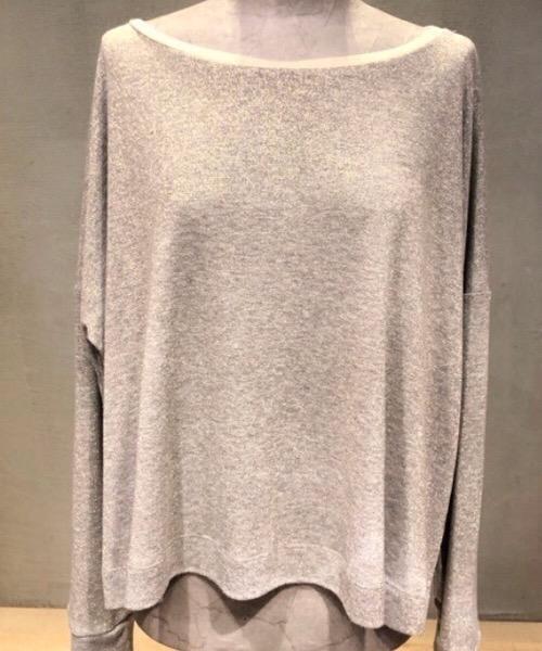 Maglia in maglia di Cotone Deha