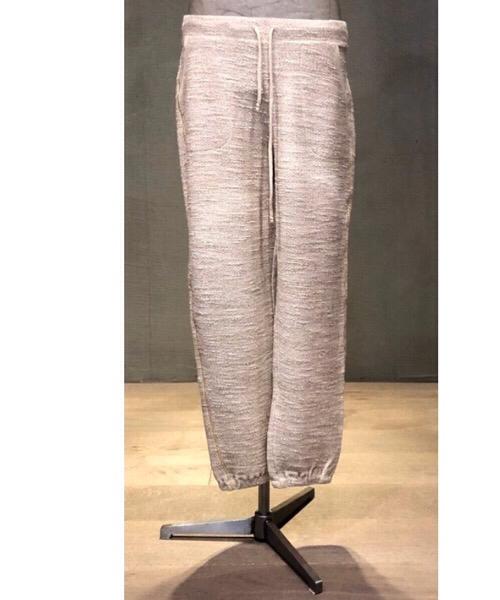 Pantalone In felpa operata elastico alla caviglia  Deha