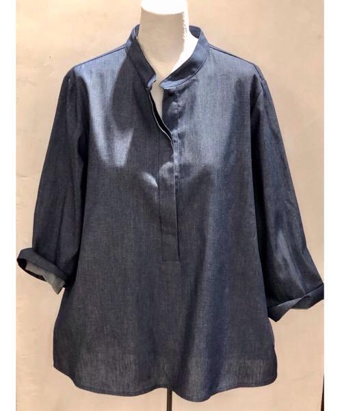 Camicia Coreana over Niù