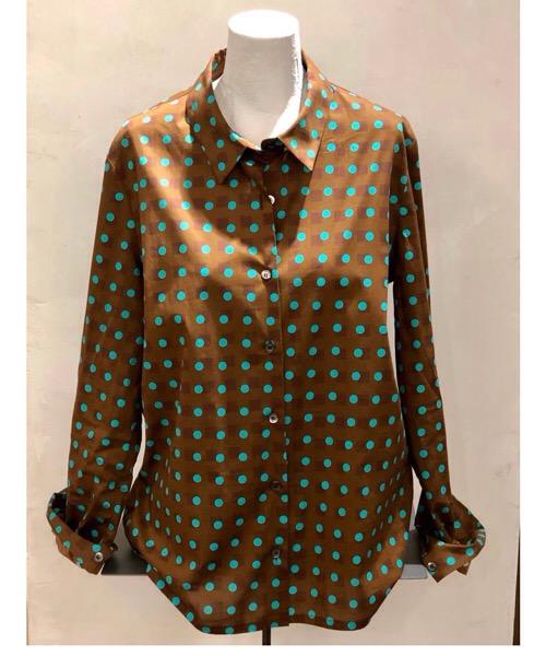 Camicia In cotone stampato Laura Urbinati