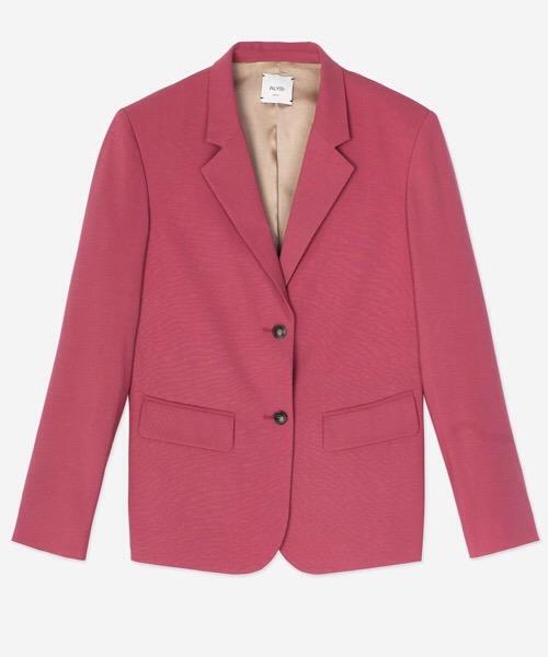 Alysi giacca blazer Berry