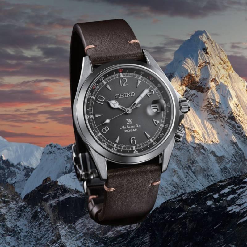 Orologio uomo Seiko Prospex Alpinist Limited Edition SPB201J1