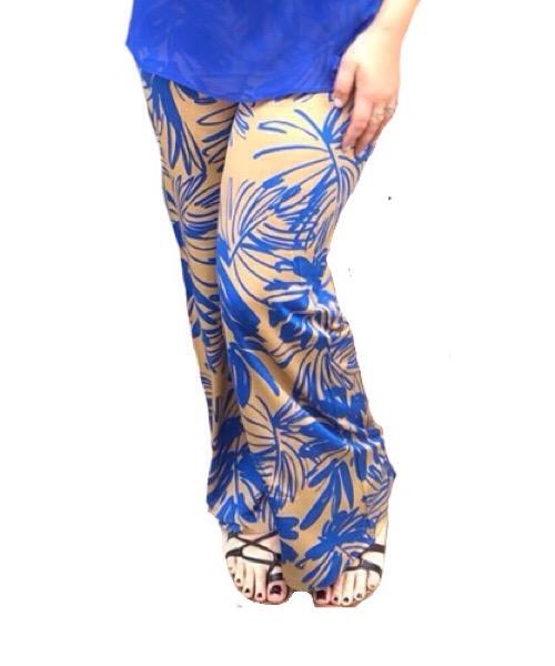 Pantaloni Jersey Lucido