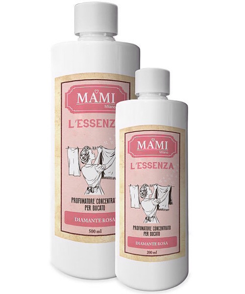 Essenza Profumo Bucato  Mami 200 ml Diamante Rosa