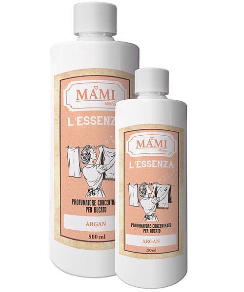 Essenza Profumo Bucato  Mami 200 ml Argan