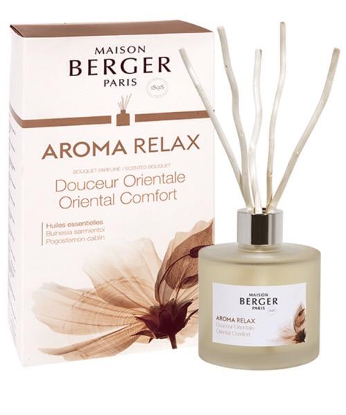 Bouquet Relax collezione Aroma MAISON BERGER PARIS