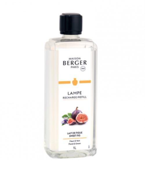 Maison Berger - Lait de Figue 500 ml / 1L (Ricarica per Lampe) catalitica