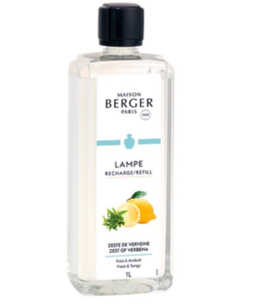 Maison Berger - Zeste de Verveine    500 ml / 1L (Ricarica per Lampe) catalitica