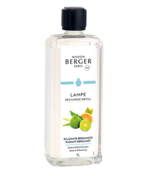 Maison Berger - Eclatante Bergamote 500 ml / 1L (Ricarica per Lampe) catalitica