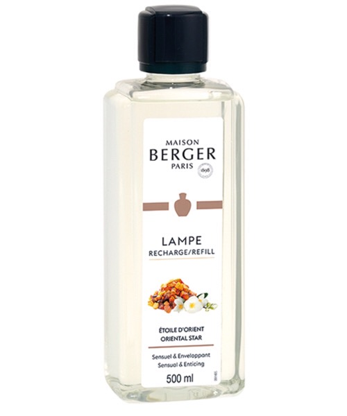 Maison Berger - Etoile d'Orient  500 ml / 1L (Ricarica per Lampe) catalitica