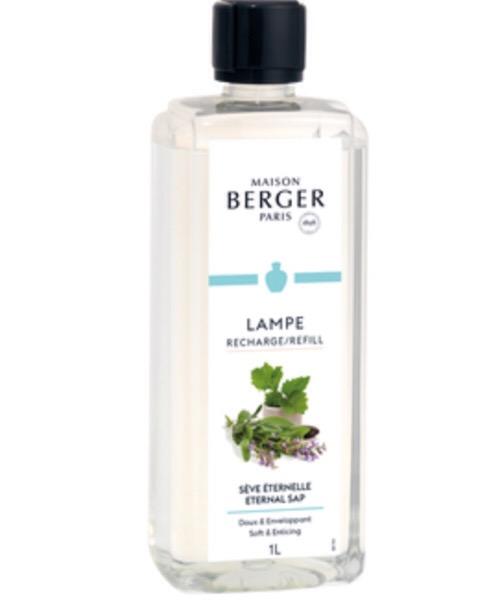 Maison Berger - SÈVE ÉTERNELLE 500 ml / 1L (Ricarica per Lampe) catalitica