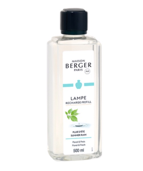 Maison Berger - Pluie d'Etè 500 ml / 1L (Ricarica per Lampe) catalitica