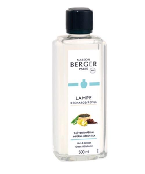Maison Berger - Thé Vert Impérial  500 ml / 1L (Ricarica per Lampe) catalitica