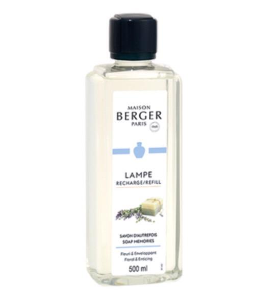 Maison Berger - Savon d'Autrefois 500 ml / 1L (Ricarica per Lampe) catalitica