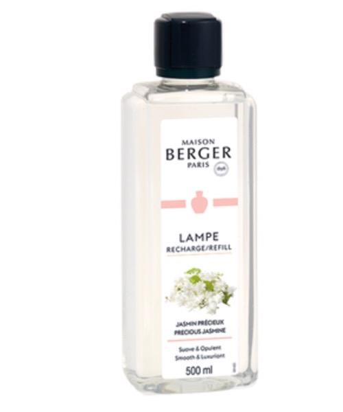 Maison Berger - Jasmin Precieux 500 ml / 1L (Ricarica per Lampe) catalitica