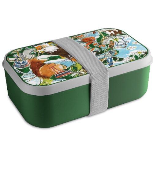 Lunch box/contenitore per pranzo le alpi Baci Milano