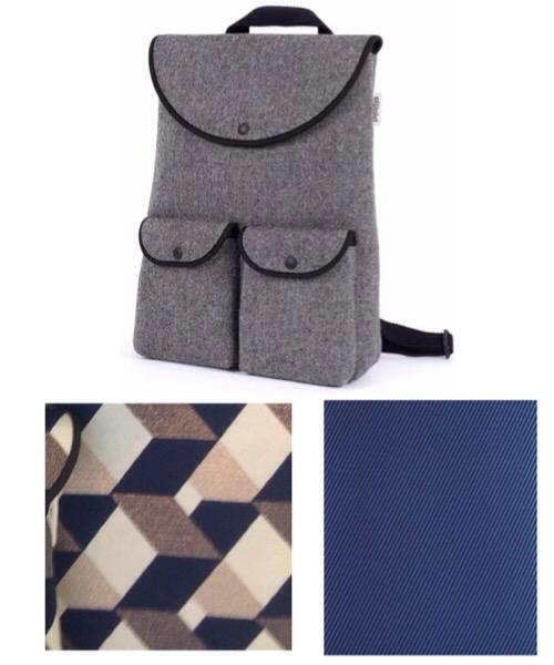 Zaino Pocket  Pijama 3 colori