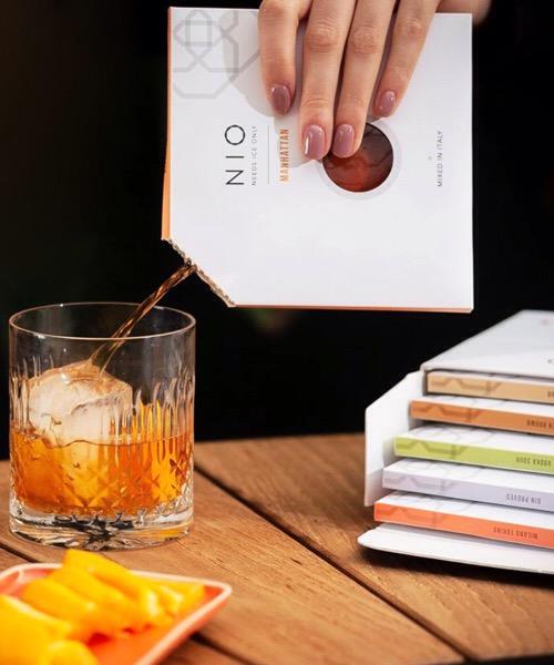 Nio Cocktails Golden Brown