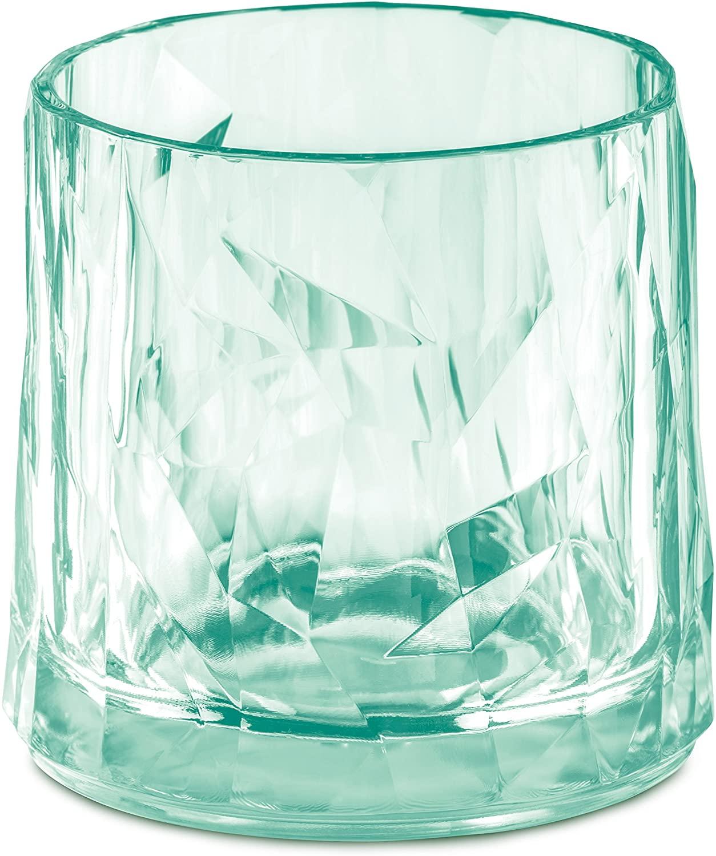 bicchiere infrangibile in acrilico koziol