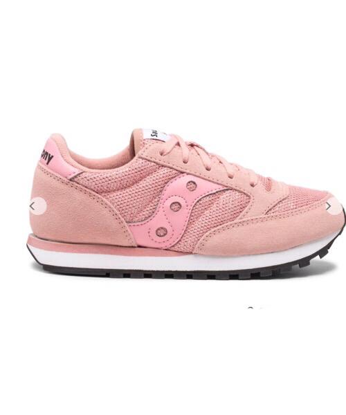 SAUCONY Jazz Original sneaker ragazza - rosa