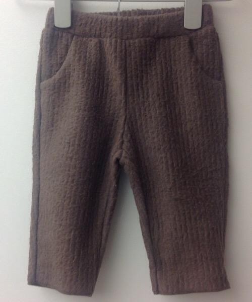 Pantalone a coste misto cotone Frugoo