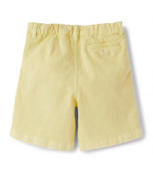 Bermuda cargo giallo Il Gufo
