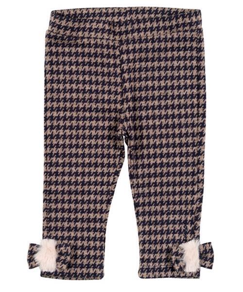 Pantalone Pied De Poule 'Topolina Girl'  Nanan