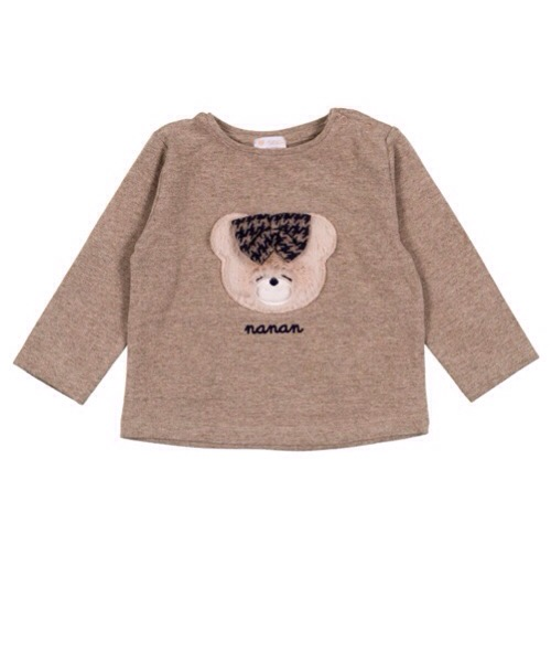 T-Shirt 'Topolina Girl'  Nanan