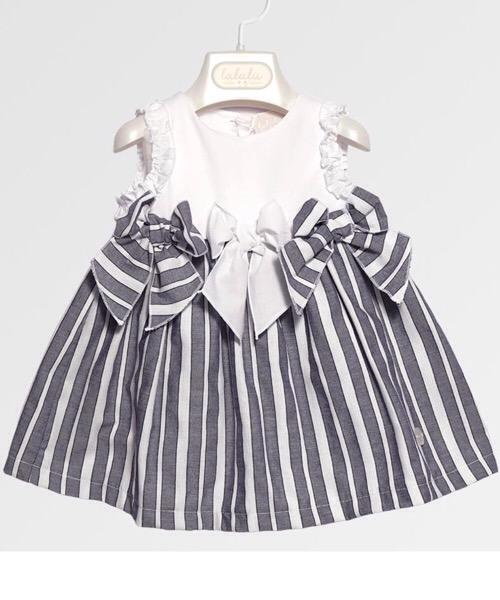 Vestitino neonata LALALÙ jersey