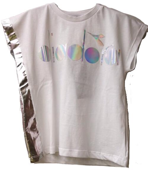 T-shirt bambina diadora