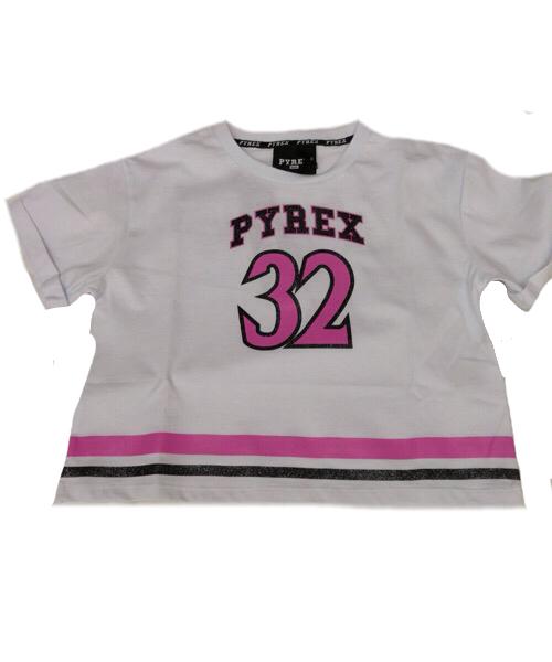 T-shirt bambina pyrex