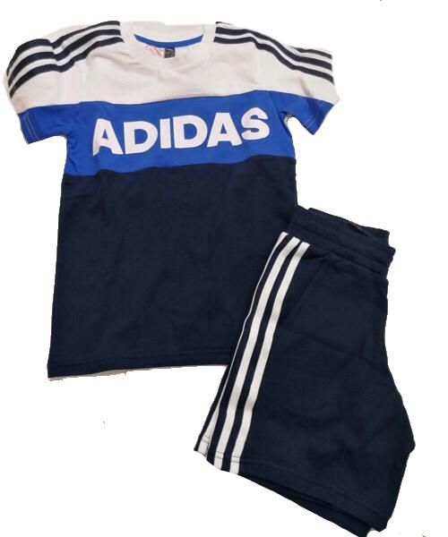 completo corto Adidas