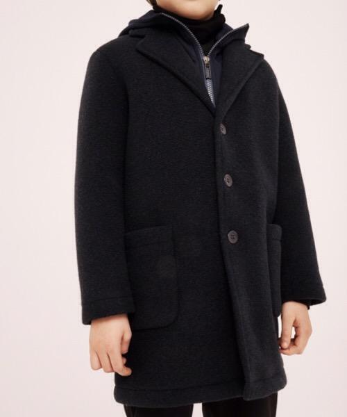 cappotto blu  Paolo Pecora