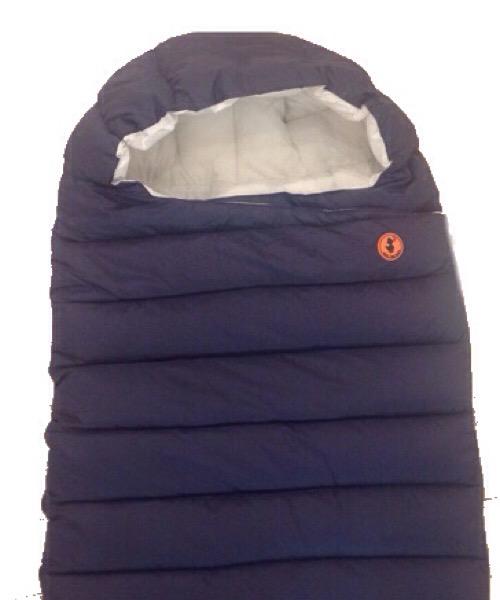 Save The Duck  sacco da neonato imbottito in ovatta termica, con cappuccio