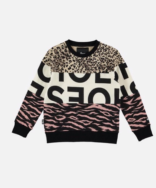 SHOESHINE FELPA Gaelle Sweater  BAMBINa