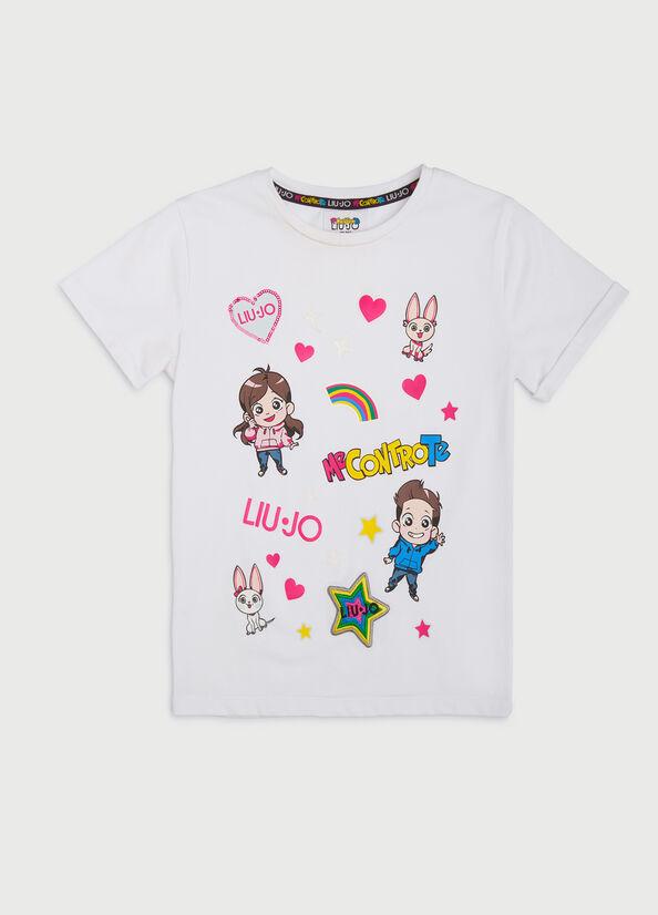 T-shirt Me Contro Te LIu Jo