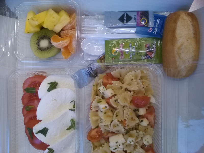 Lunch\dinner box de luxe
