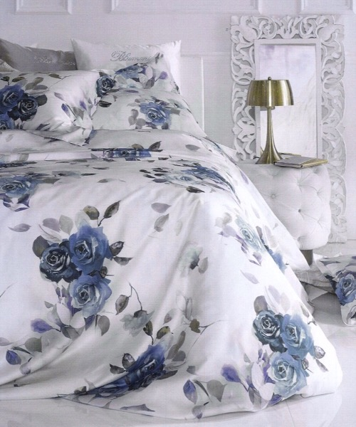 Completo lenzuola matrimoniale Venere specchio di Blumarine
