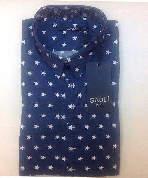 Camicia cotone  Gaudi