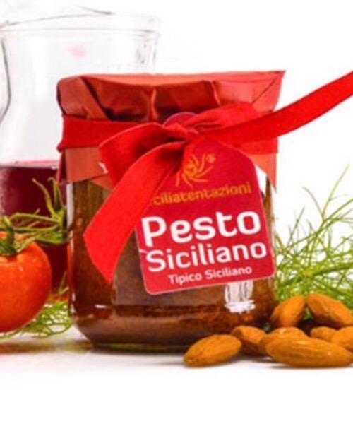 Pesto Siciliano Sicilia Tentazioni