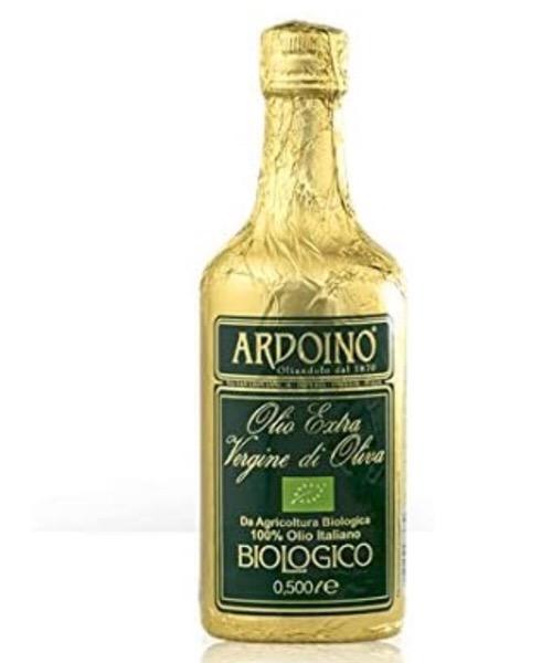 OLIO EXTRA VERGINE D'OLIVA di ARDOINO BIO 100% ITA